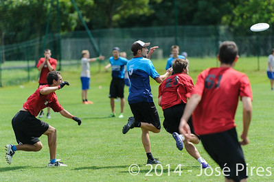Eucr-S 2014. Open division.
