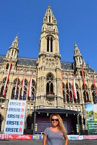 Ayuntamiento de Viena