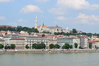 El Danubio-Budapest