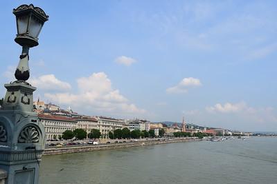 Puente de las Cadenas-Budapest, Hungria