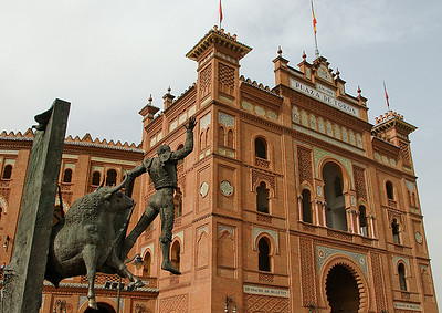 PLAZA DE TOROS,MADRID,SPAIN