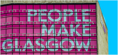 PEOPLE MAKE GLASGOW - GLASGOW UNIVERSITY