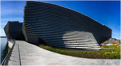 V&A MUSEUM OF DESIGN, DUNDEE