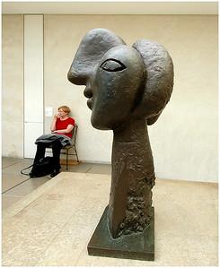 SCULPTURE AND MODEL? MUSÉE PICASSO, PARIS