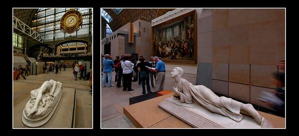 MUSÉE D'ORSAY PARIS - LOOK AT ME!