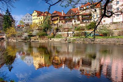 CESKY KRUMLOV - CZECH REPUBLIC
