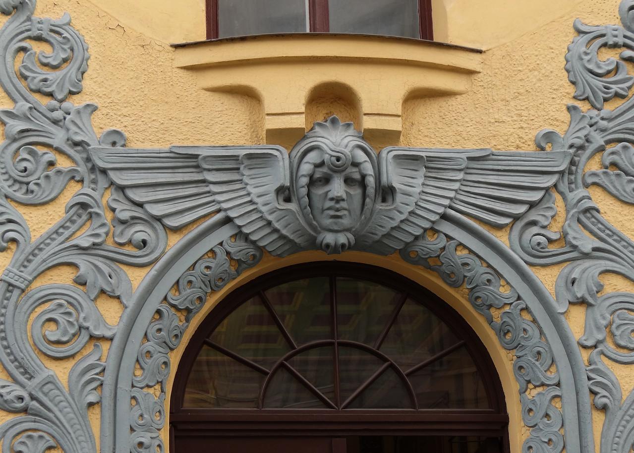 ART NOUVEAU - RIGA