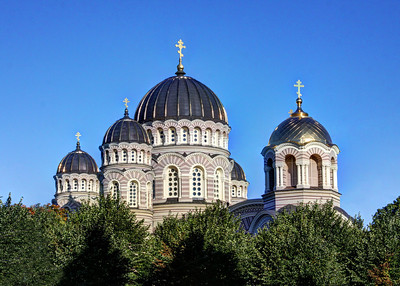 RUSSIAN ORTHODOX CHURCH - RIGA