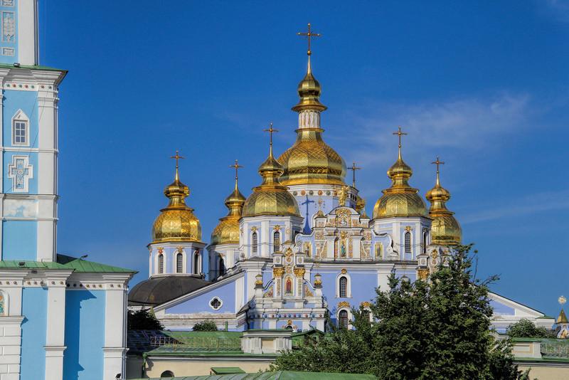 ST. MICHAEL'S MONASTERY - KIEV