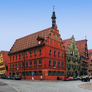 DINKELSBUHL - GERMANY