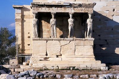 ERECTHION, ATHENS