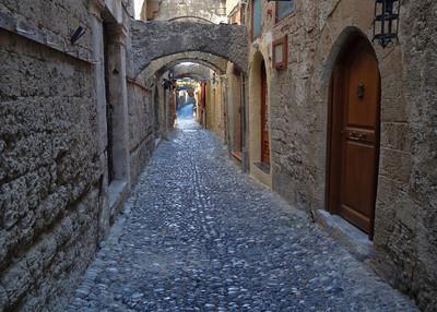 RHODES - OLD CITY