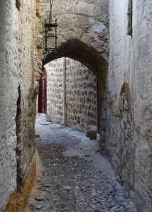 RHODES - OLD CITY