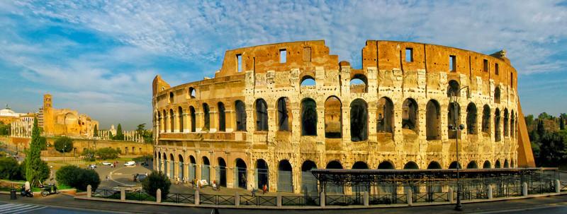 THE COLISSEUM - ROME