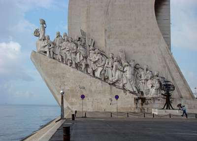 NAVIGATORS MONUMENT - LISBON