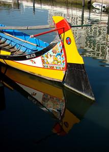 SEAWEED BOAT - AVEIRO