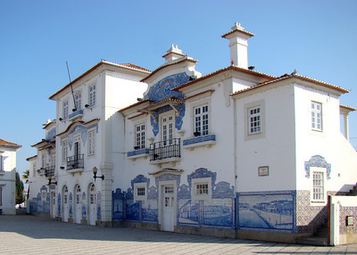 AVEIRO TRAIN STATION