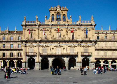 PLAZA MAYOR - SALAMANCA