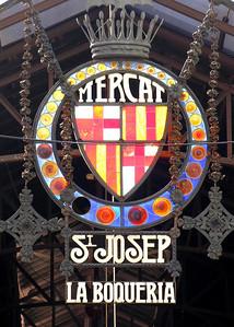 MERCAT DE LA BOQUERIA - BARCELONA