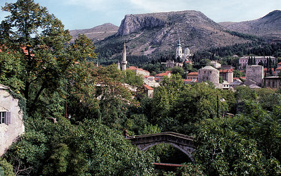 MOSTAR - BOSNIA & HERZEGOVINA