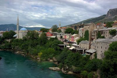 MOSTAR - BOSNIA & HERZOGOVINA