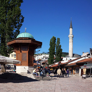 SARAJEVO - BOSNIA & HERZEGOVINA