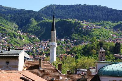 SARAJEVO - BOSNIA & HERZOGOVINA