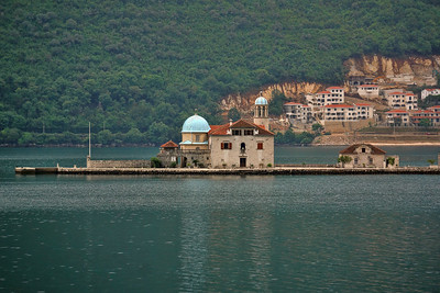 OUR LADY OF THE ROCKS CHURCH - KOTOR BAY