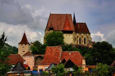 BIERTAN - TRANSYLVANIA