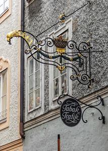 GETREIDEGASSE - SALZBURG