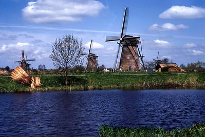 KINDERDIJK - NETHERLANDS