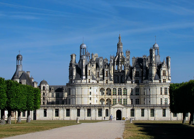 CHAMBORD - LOIRE VALLEY