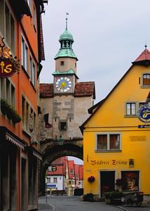 ROTHENBURG - GERMANY