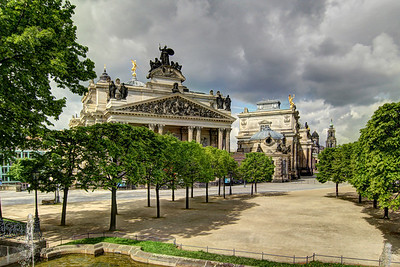 THE ALBERTINUM - DRESDEN