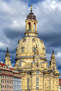 ST MARY'S CHURCH - DRESDEN