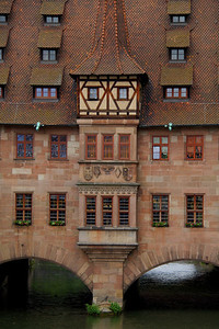 HOSPITAL OF THE HOLY SPIRIT - NURNBERG
