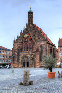 CHURCH OF OUR LADY - NURNBERG