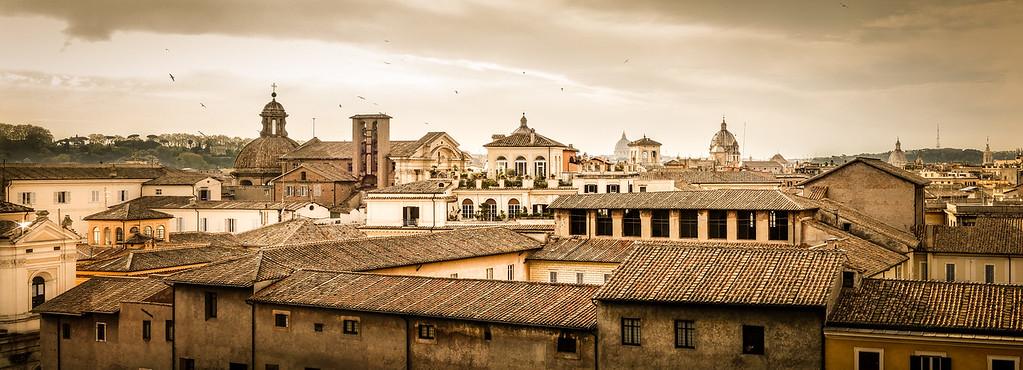 Piazzale Caffarelli