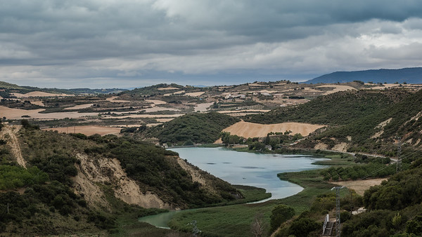 Embalse de Alloz