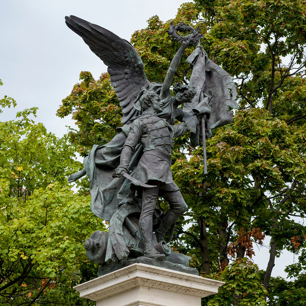 1849 Hungarian Declaration Of Independence Monument, Budapest, Hungary