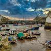 Polperro, Cornwall England