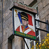 Pub Sign - The Ensign Ewart.