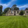 St. Mary's Abbey ruins, York, England