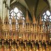 Interior, York Minster, England