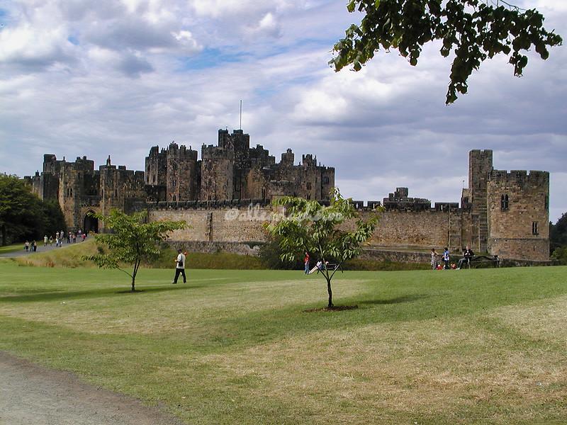 Alynwick Castle, England