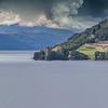 Loch Ness and Urquart Castle