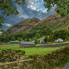 Fornside farm, Keswick, Lake District, England