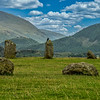 Castlerigg Stone Circle, Lake District, England