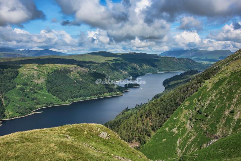 Lake Thirlmere, Cumbria, England