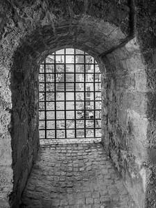 Inside view of Belgrade Fortress, Belgrade, Serbia